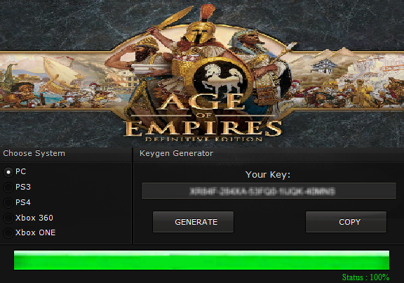 age of empires 4 license key free download